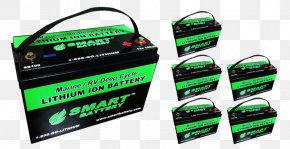 Lithium-ion Battery - Lithium Battery Electric Battery Lithium-ion Battery Deep-cycle Battery PNG