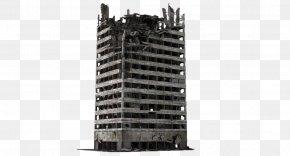 Building - TurboSquid Building Ruins 3D Computer Graphics Skyscraper PNG