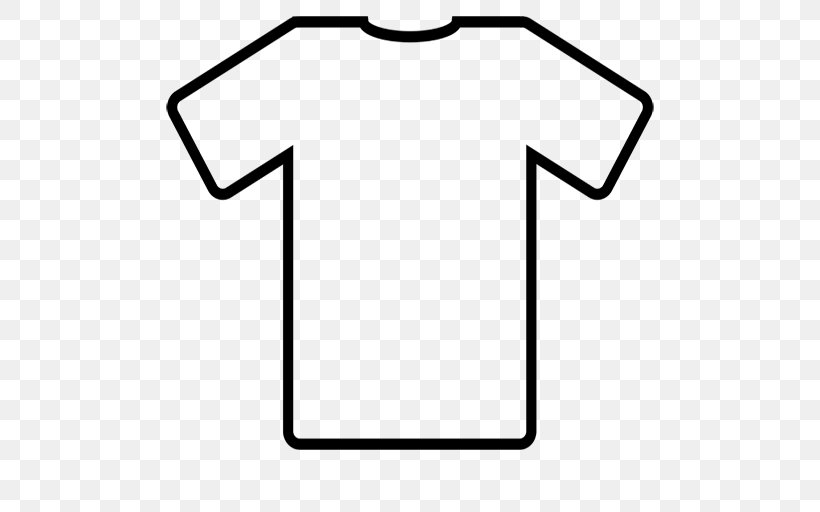 T-shirt Clip Art, PNG, 512x512px, Tshirt, Area, Black, Black And White, Bluza Download Free