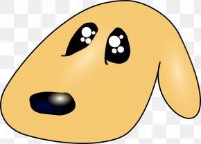 Dog Graphics - Dog Puppy Sadness Cartoon Clip Art PNG