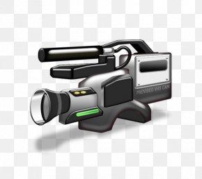 Video Camera - Video Camera Pixel Handycam Icon PNG