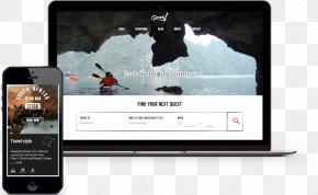 Brand Online Presence Management Web Design PNG