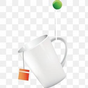 Vector Art Tea Cup - Cup PNG