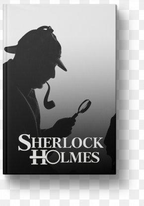 Sherlock - The Adventures Of Sherlock Holmes Doctor Watson Desktop Wallpaper PNG