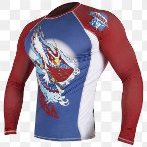 T-shirt - Long-sleeved T-shirt Rash Guard Clothing PNG