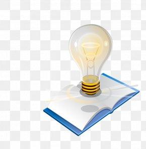 Vector Bulb - Incandescent Light Bulb Euclidean Vector PNG