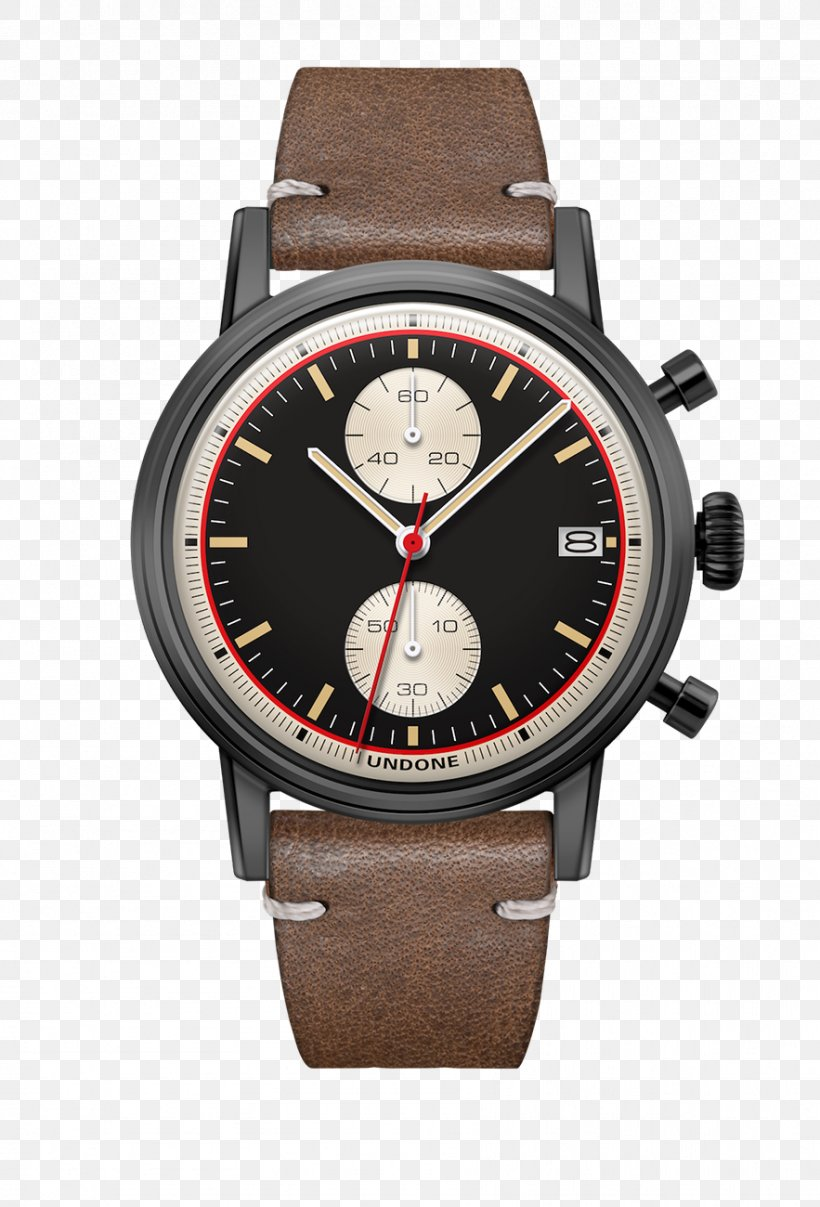 Watch Chronograph Undone Quartz Clock Horology, PNG, 883x1300px, Watch, Brand, Brown, Chronograph, Horology Download Free