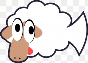 Sheep - Sheep Lamb And Mutton Clip Art PNG