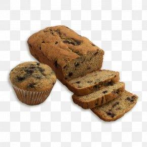 Bread - Rye Bread Pumpkin Bread Banana Bread Muffin Blueberry Pie PNG