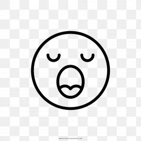 Emoji - Emoji Smiley Drawing Line Art Coloring Book PNG
