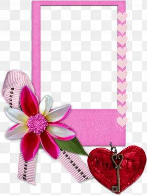 Love Frame - Love Heart PNG