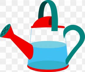 Watering Cliparts - Watering Can Irrigation Sprinkler Clip Art PNG
