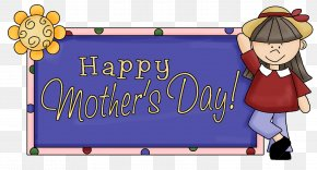 Happy Mother's Day - Game Human Behavior Clip Art PNG