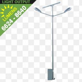 Streetlight - Solar Street Light LED Street Light Lighting PNG