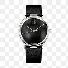 Calvin Klein Men's Fashion Watch Series SIGHT - Watch Strap Calvin Klein Watch Strap Analog Watch PNG