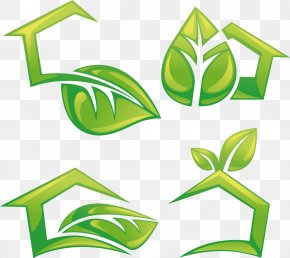 Green Leaf Icon Picture - Logo Leaf PNG