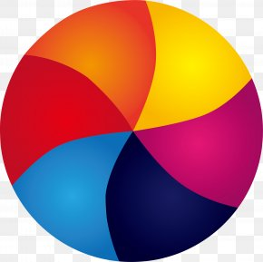 Colorful Circle - Spinning Circle PNG