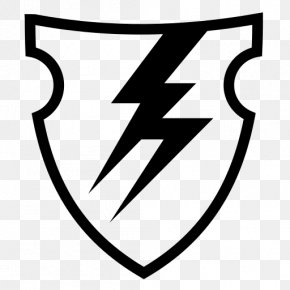 Shield - Shield Lampo Lightning Clip Art PNG