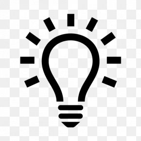 Light Bulb Pic - Idea The Noun Project Incandescent Light Bulb Icon PNG