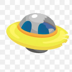 UFO Flying Saucer - Unidentified Flying Object Flying Saucer Cartoon PNG