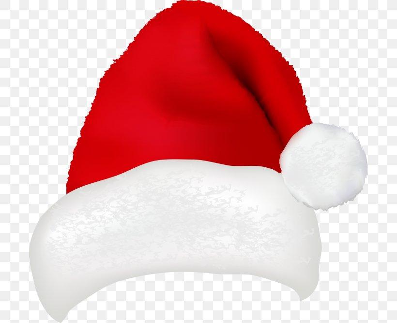 Santa Claus Christmas Hat Cap Clip Art, PNG, 700x666px, Santa Claus, Cap, Christmas, Fictional Character, Hat Download Free