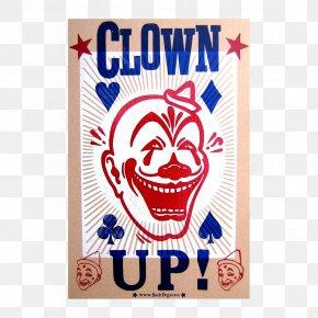 Circus - Poster Circus Clown Car Juggling PNG
