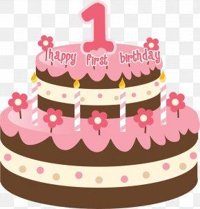 Birthday Cake Clipart - Birthday Cake Cupcake Clip Art PNG