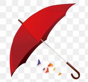 Red Umbrella - Umbrella Stock.xchng Clip Art PNG