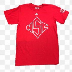 Adidas T Shirt - Printed T-shirt Clothing Sleeve PNG
