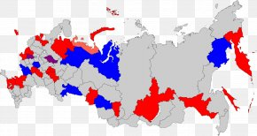 Russia - Russian Presidential Election, 2018 Russian Presidential Election, 2012 Russian Legislative Election, 2011 Map PNG