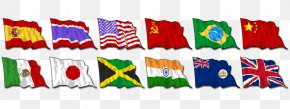 Flags Of The World - Computer Software Adobe Systems Animator Art PNG