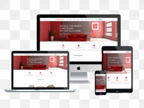 Responsive - Tea Responsive Web Design WordPress WooCommerce Template PNG