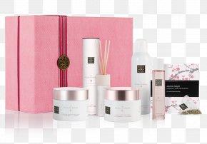 Cherry Blossom - Rituals... The Ritual Of Sakura Body Cream Cherry Blossom Christmas Gift Ceremony PNG
