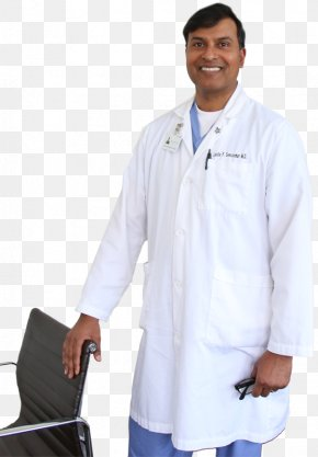 68th - Dr. Leslie F. Seecoomar, MD Physician Lab Coats Stethoscope PNG