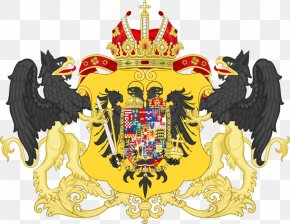 Otto I Holy Roman Emperor - Austrian Empire Habsburg Monarchy Holy Roman Emperor Coat Of Arms PNG