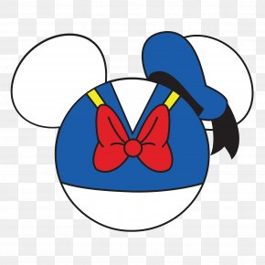 Donald Duck - Donald Duck Mickey Mouse Minnie Mouse Daisy Duck Clip Art PNG