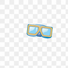 Swimming Glasses - Goggles Glasses Swimming PNG