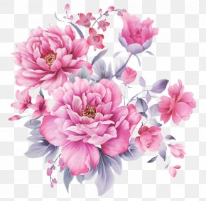 Beautiful Hand-painted Floral Patterns - Floral Design Flower PNG