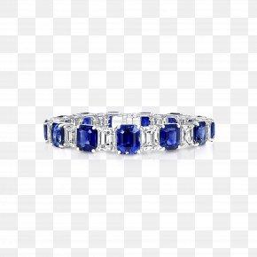 Sapphire - Jewellery Sapphire Ring Gemstone Diamond PNG