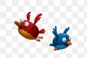 Angry Birds - Bird Money PNG
