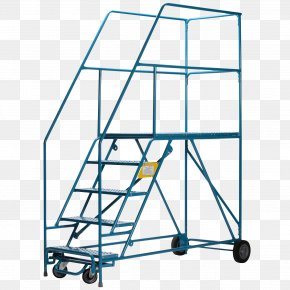 Ladders - Ladder Aerial Work Platform Scaffolding Manufacturing PNG