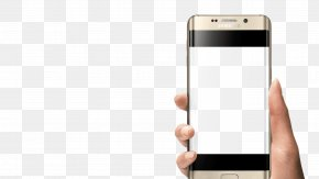 Smart Phone - Samsung Galaxy S6 Edge+ Telephone Android Smartphone PNG
