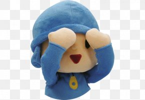Pocoyo - Stuffed Animals & Cuddly Toys Plush Toy Shop Game PNG