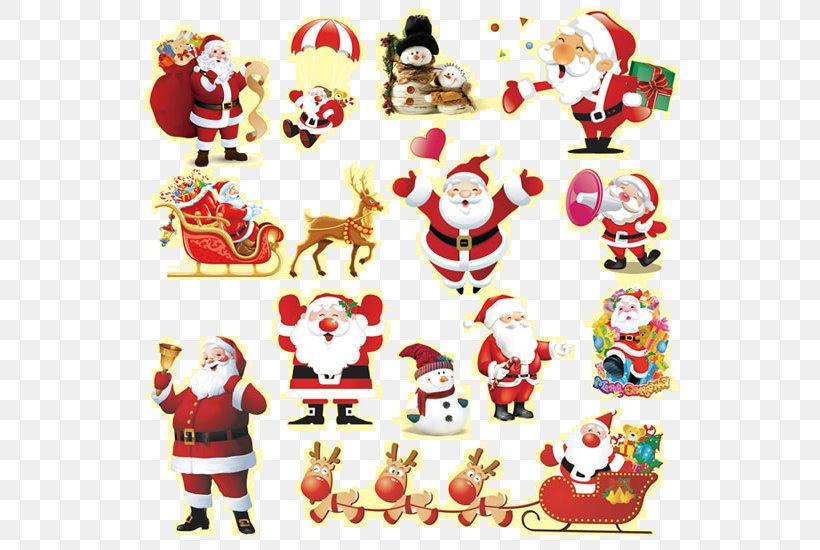 Santa Claus Christmas, PNG, 550x550px, Santa Claus, Art, Cartoon, Christmas, Christmas Decoration Download Free
