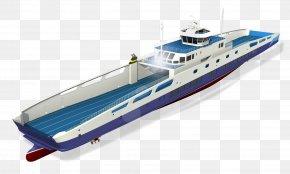 Ferry - Ferry Passenger Ship Car Water Transportation PNG
