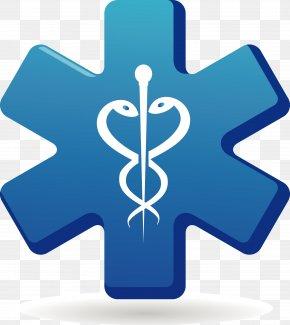 Snake Word Symbol Element - Medicine Symbol Staff Of Hermes Icon PNG