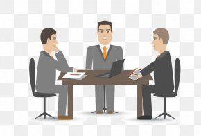 Business People Working Together - Stock Photography Royalty-free Illustration PNG