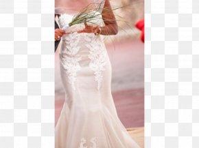 Blush Floral - Wedding Dress Bride Clothing PNG