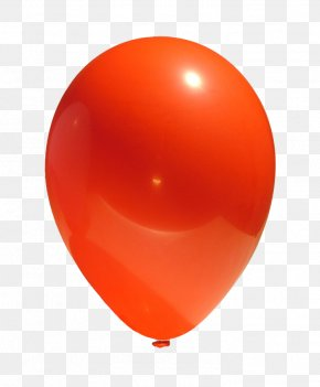 Big Red Balloon Blowing Satiety - Red Color Balloon PNG