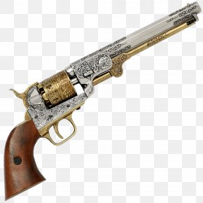 United States - United States Colt Dragoon Revolver Colt 1851 Navy Revolver Caliber PNG